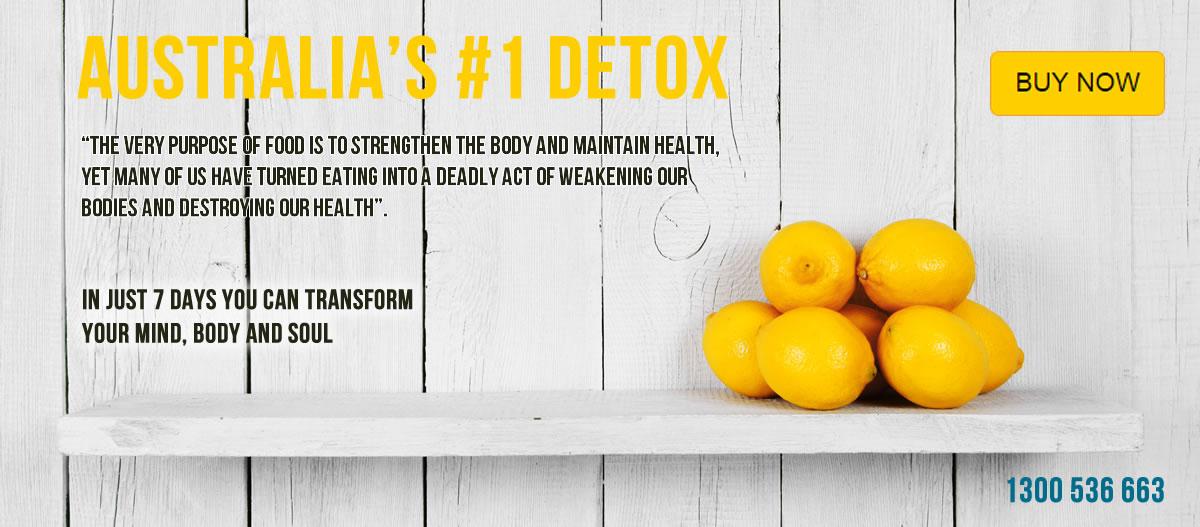 The Lemon Detox Diet